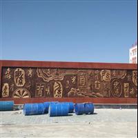 新疆学校雕塑浮雕制作