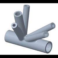"""超高层大跨度复杂钢结构连接件""""铸钢节点"""""""