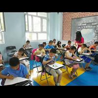 水磨沟区少儿英语培训学校上课风采