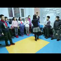 沙依巴克区中小学英语培训机构上课风采