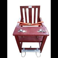木质审讯椅