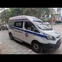 上海长途救护车转运