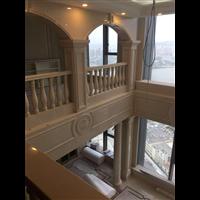 楼梯扶手厂家安装