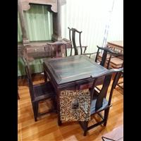 广西红木家具四方桌系列 15
