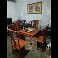 广西红木家具四方桌系列 18