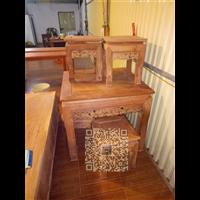 广西红木家具四方桌系列 17