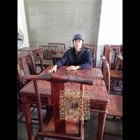 广西红木家具四方桌系列 19