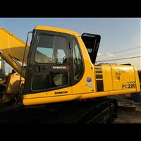 上海二手挖掘機出售