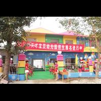 泰安幼儿园墙绘彩绘 泰安手绘墙