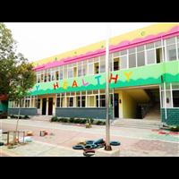 泰安幼儿园墙绘彩绘@泰安手绘墙