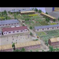 新疆场景模型