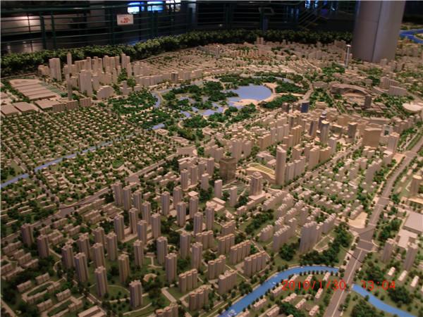 新疆规划模型