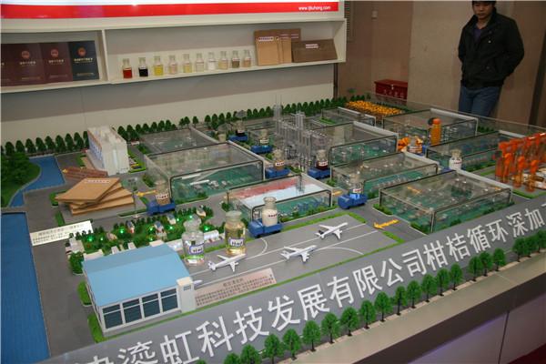 新疆工业模型