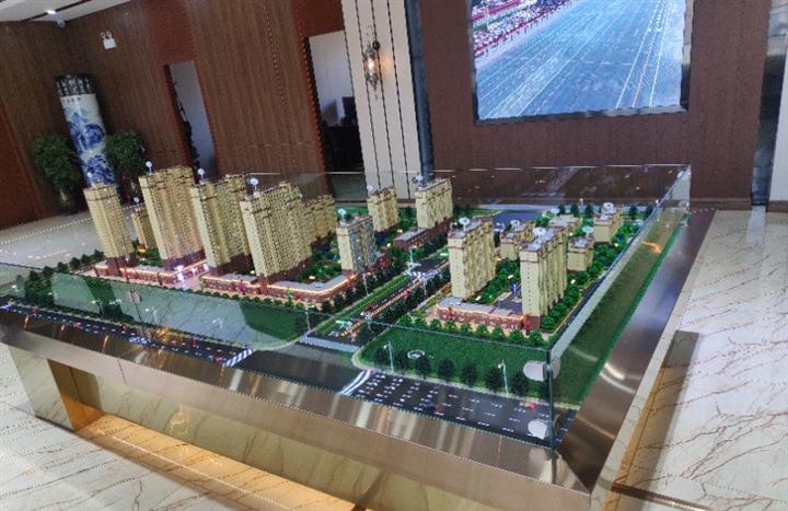 新疆房产模型