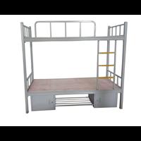 带柜子学生宿舍床 加厚学生床标准尺寸