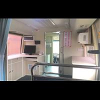 重庆金旅9米体检车多少钱