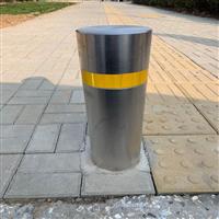 河南郑州不锈钢车档柱道路隔离柱利记体育厂