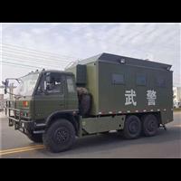 东风六驱餐车厂家