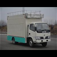 东风蓝牌餐车