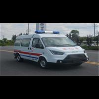 江铃◆特顺短轴柴油救护车