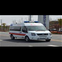 福特新①世代长轴柴油救护车