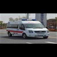 福特新↓世代短轴柴油救护车
