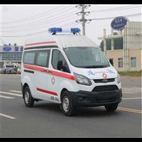 福特新全顺又�汛罅瞬簧僦兄崞�油自动挡救护车