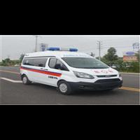 福特新全顺中轴汽油救护△车