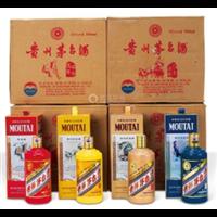 资中县回收五粮液红盒酒哪几种定制酒
