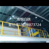 柳州厂房通风管道安装