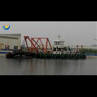污泥整治挖泥船/山东绞吸式清淤船