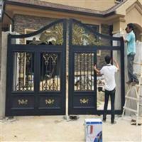 铝艺大门许昌市铝艺楼梯扶手常年销售