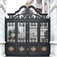 铝艺护栏濮阳市清丰县庭院铝艺大门大品牌公司