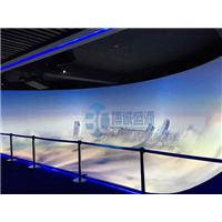北京U型沉浸式影院搭建公司...