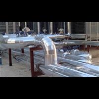 鋁皮管道保溫工程施工