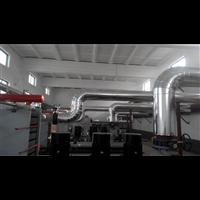 江西铁皮罐体保温施工价格_空调通风管道保温施工安装