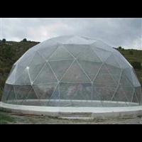 内蒙球形温室|穹顶集成温室