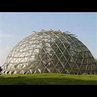 安徽球形温室,球形温室大棚定制