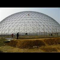 青海球形温室,新型球形大棚价格