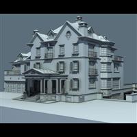 秦皇�u建筑模型公司