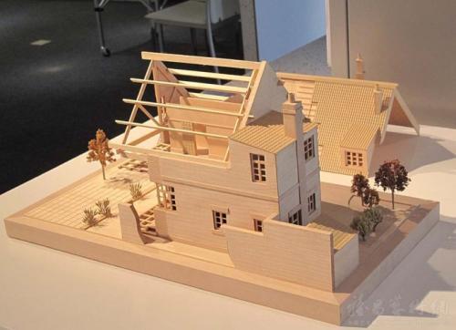 建筑模型�O�