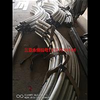 三亚圆管拉弯加工,不锈钢、铜等金属型材
