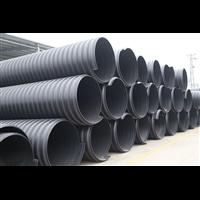 江西HDPE钢带螺旋波纹管钢带管