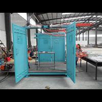 液压全自动矿用风门电控装置ZMK-127,液压平衡双向无压风门