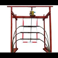 跑车防护装置,防跑车装置,斜井防跑车装置厂家