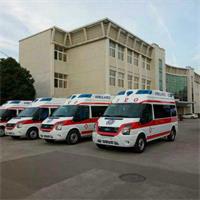 张家界救护车租赁 张家界救护车转院 张家界120出租