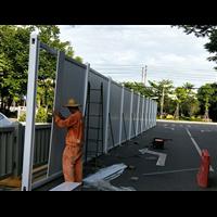 深圳钢结构围挡厂家