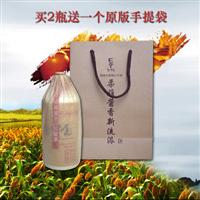 郭坤亮定制酒15年500ml53郭坤亮柔雅酱香白酒