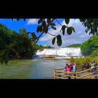 贵州旅游包车-陡坡唐景区