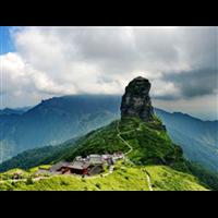 贵州旅游包车-梵净山